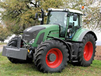 Fendt FAVORIT 936 VARIO