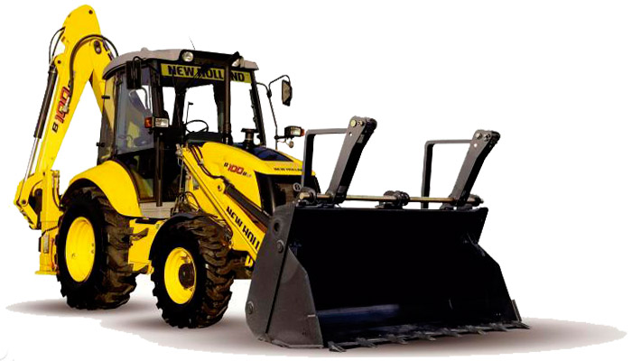 New Holland B100