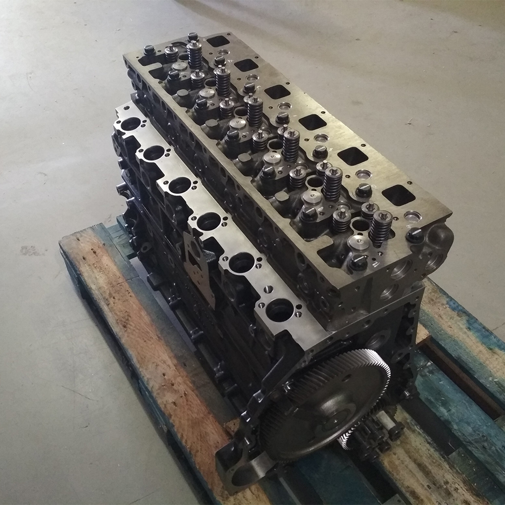 LONG-BLOCK Mercedes OM 926.929  Лонг-блок Mercedes 926.929