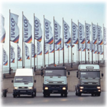Iveco flags