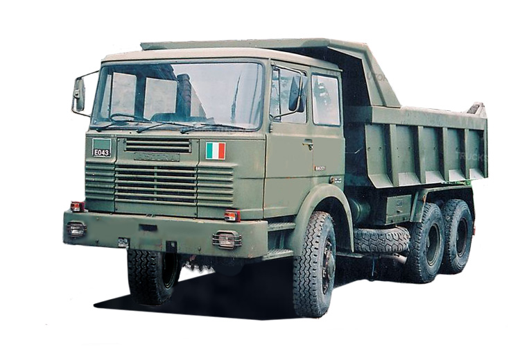 iveco astra 1986